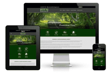 Philadelphia Website Design Company Insurance